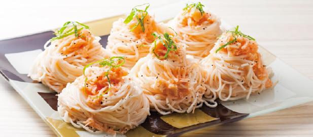 手延素麺(古)